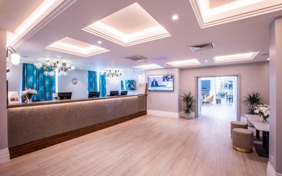 Hotel Receptionist-How can they help you?