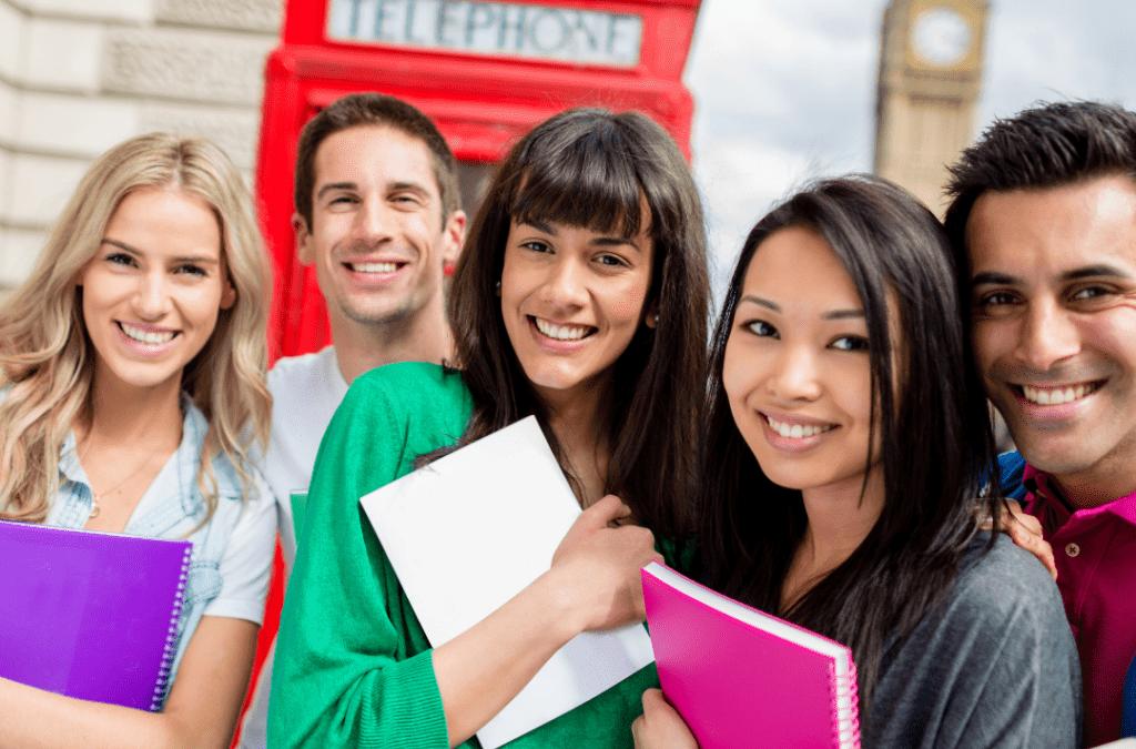 Students 3-month summer break ideas in London